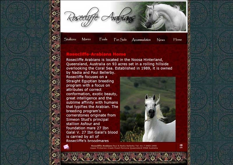 Rosecliffe Arabian Horses