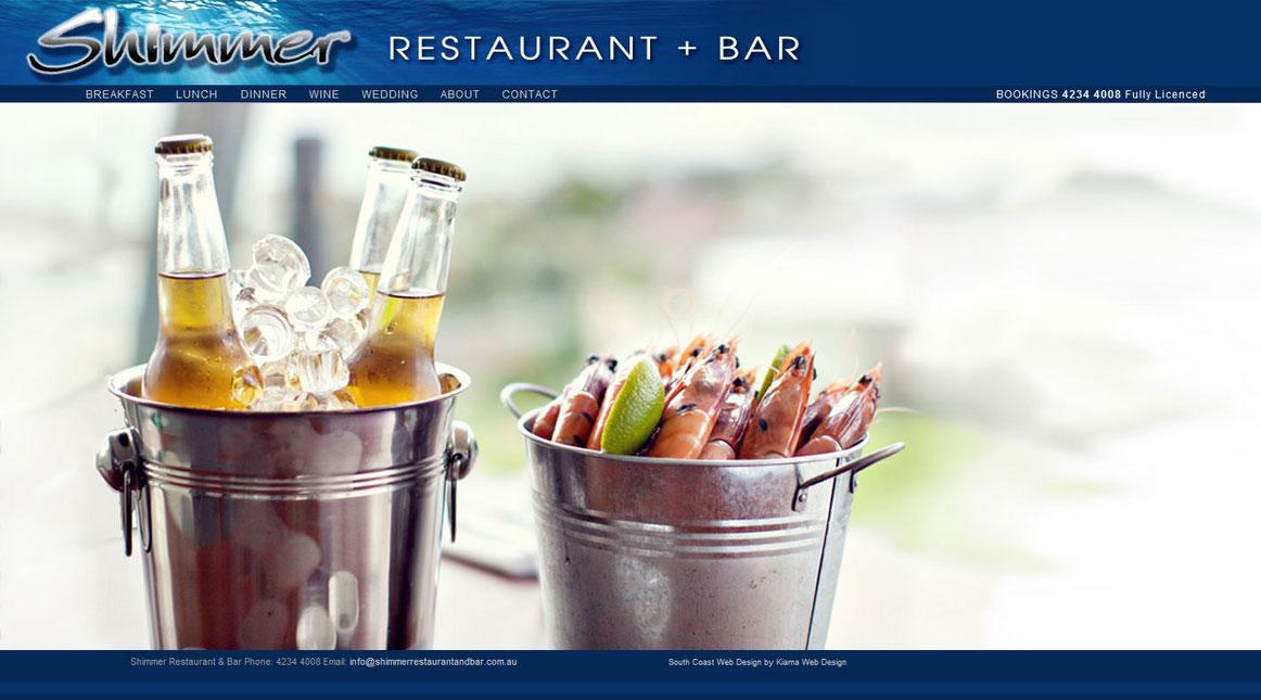 Shimmer Bar & Restuarant