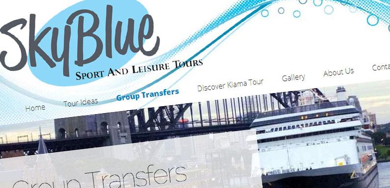 Sky Blue Tours